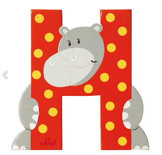 Animali con la lettera H
