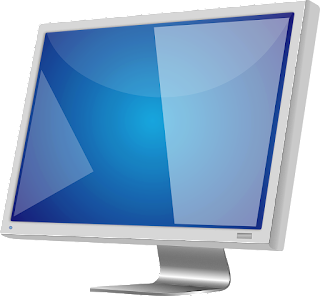What is moniter in hindi