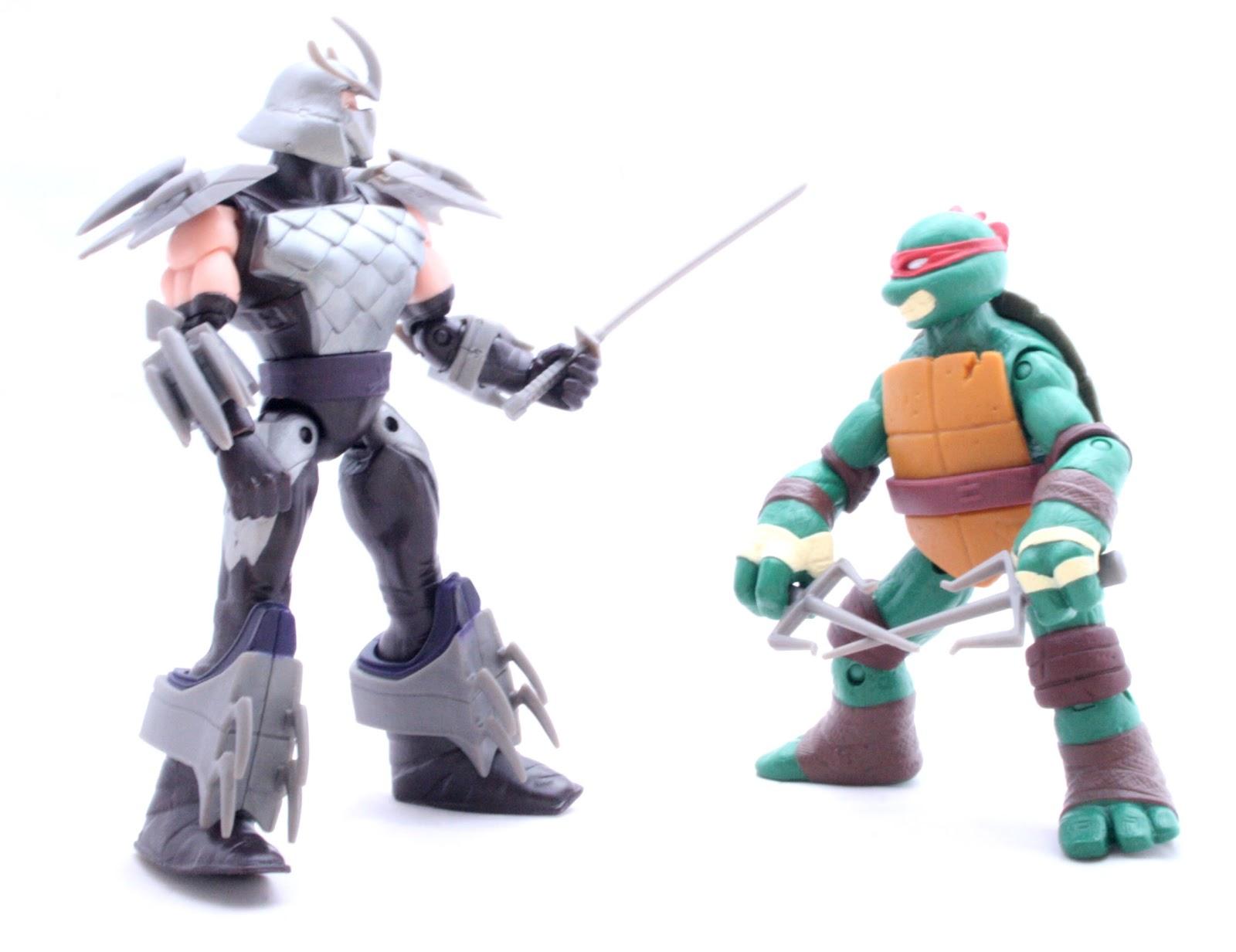 tmnt shredder 2012 toy
