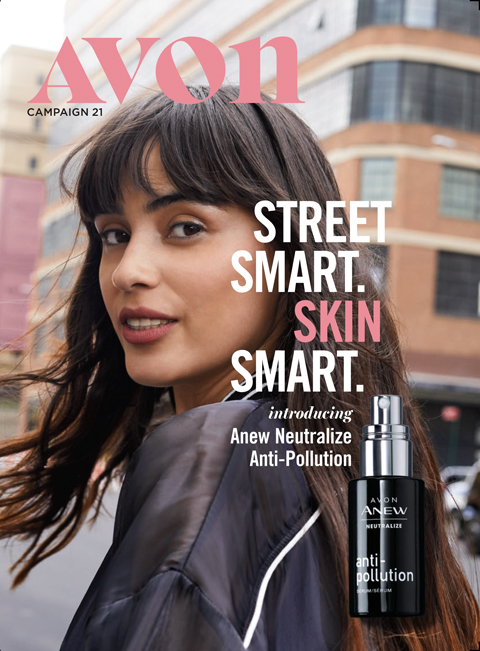 Avon Campaign 21 2019 Brochure/The Book Online