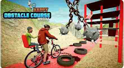 Happy Glory Wheels 2020: BMX Obstancles Course