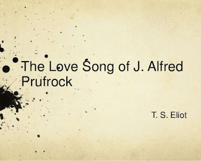 "Discuss How the ""Love Song of J Alfred Prufrock"" Represents the Conflict of a Modern Man."