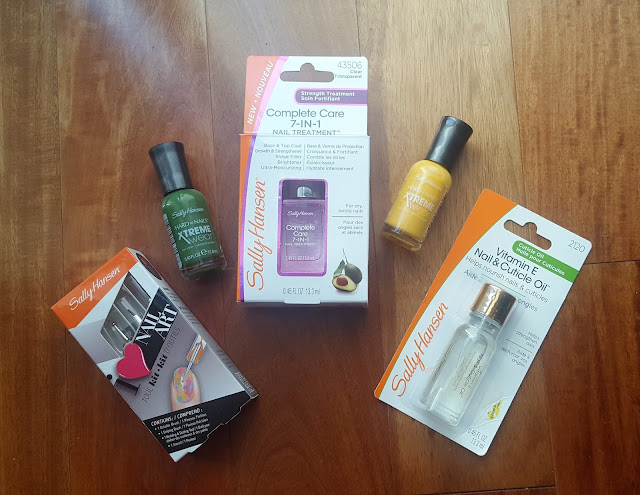 Sally Hansen Nail Care Products