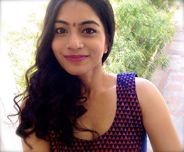 Tollywood Actress Punarnavi Bhupalam  IMAGES, GIF, ANIMATED GIF, WALLPAPER, STICKER FOR WHATSAPP & FACEBOOK