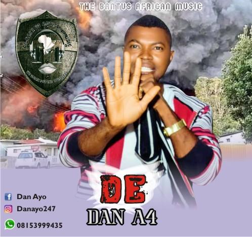 [Music] Dan A4 - De (Stop) #hypebenue