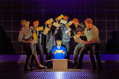 THE CURIOUS INCIDENT OF THE DOG IN THE NIGHT-TIME to return to the West End in November 2018