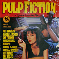 Worst to Best: Quentin Tarantino: 01. Pulp Fiction