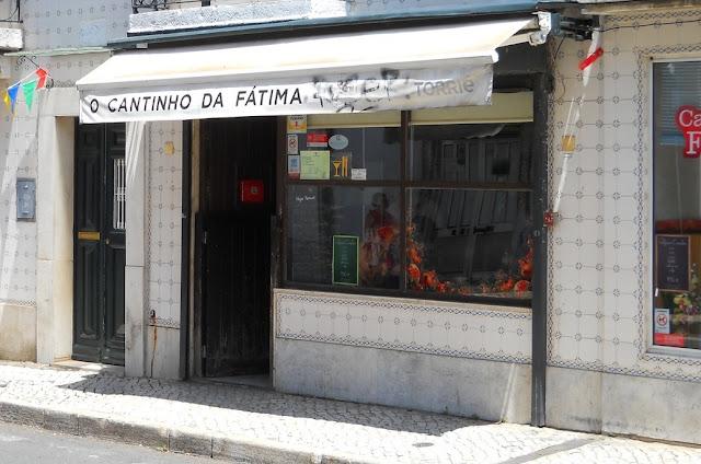 Cantinho de Fátima (Lisbonne, Portugal) - Restaurant Lisboa - Cantinho de Fátima (Lisboa, Portugal) :