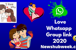 Join 301+ love whatsapp group link 2020