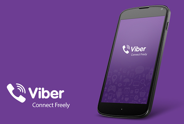 Viber is the fifth most popular messenger in the world