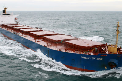 Chief engineer job for bulk carrier ship