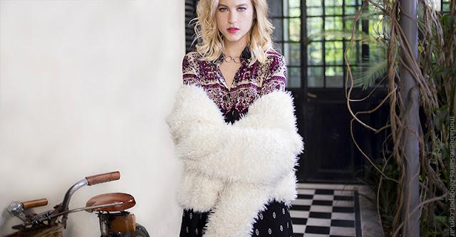 Tapados invierno 2016 ropa de mujer Nuara,