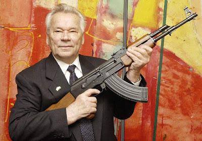 Mijaíl Kaláshnikov creador del fusil ak47 3