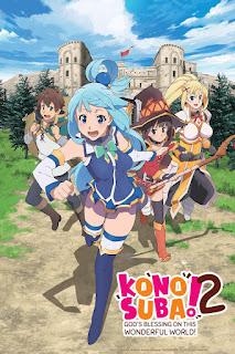 KONOSUBA -God's blessing on this wonderful world! - Temporada 1 e 2 Dublada em Português do Brasil em HD