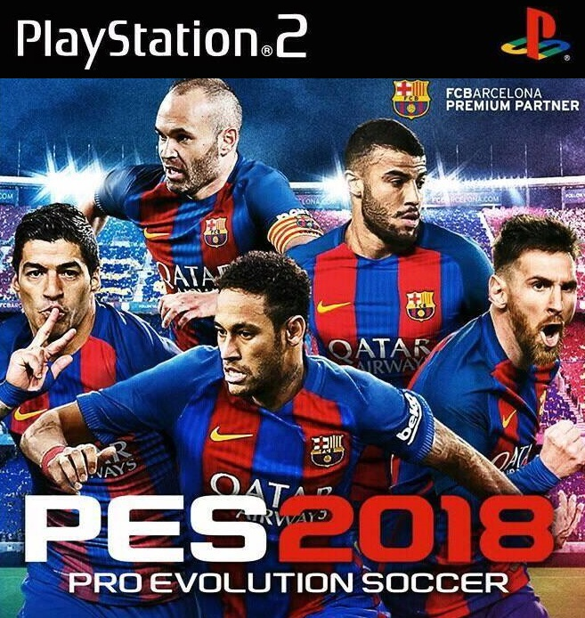 Download Pro Evolution Soccer 2018 Copa Do Mundo PlayStation