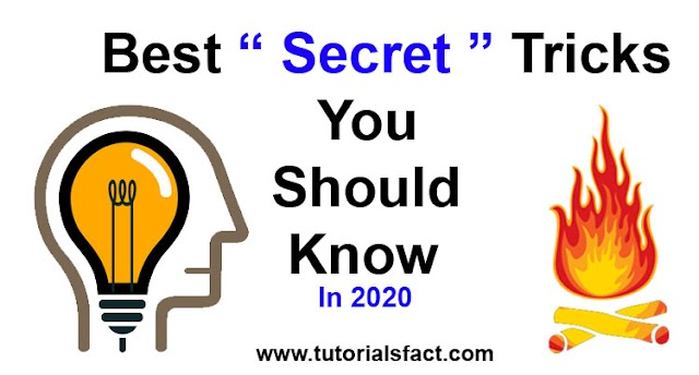 5 [ BEST ] Secret Tricks Of Computer You Should Know in 2020.