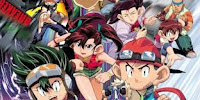 Download Anime Bakusou Kyoudai Let's & Go MAX Subtitle Indonesia