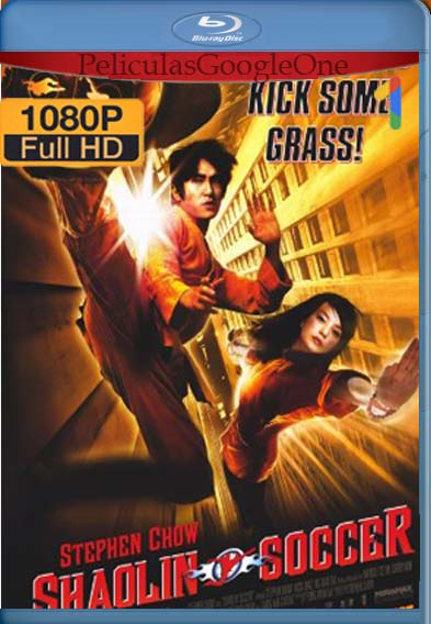 Shaolin Soccer[2001] [1080p BRrip] [Latino- Español] [GoogleDrive] LaChapelHD