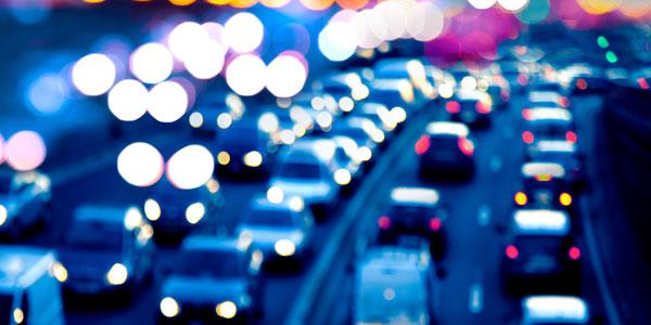 İstanbul'da çekilmez trafik