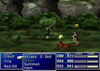 Final Fantasy VII - Jogos de PS1