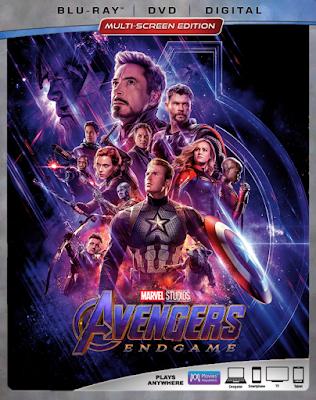 Avengers Endgame [2019] [BD25] [Subtitulado][Extras]