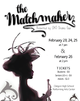 The Matchmaker - Presented by OHS Drama Club
