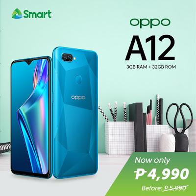 OPPO A12 Gizmo Manila