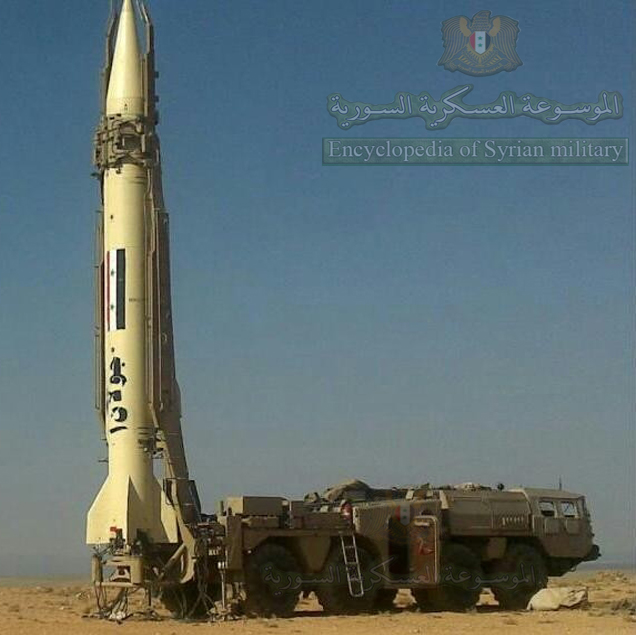 Scud-B  Scud-c  Scud-d missile   Syrian ballistic missile force SYRIAN missile power