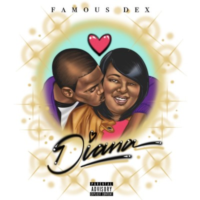 Famous Dex - Diana (2020) - Album Download, Itunes Cover, Official Cover, Album CD Cover Art, Tracklist, 320KBPS, Zip album