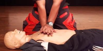 Cara Memberikan CPR Pada Penderita Serangan Jantung