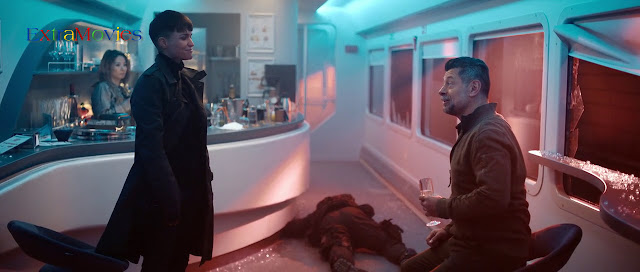 SAS: Rise of the Black Swan 2021 Dual Audio [Hindi-DD5.1] 720p HDRip