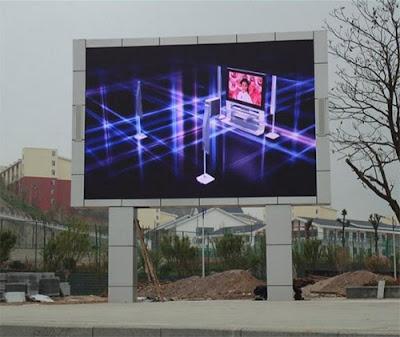 Đơn vị lắp đặt màn hình led p5 outdoor tại An Giang