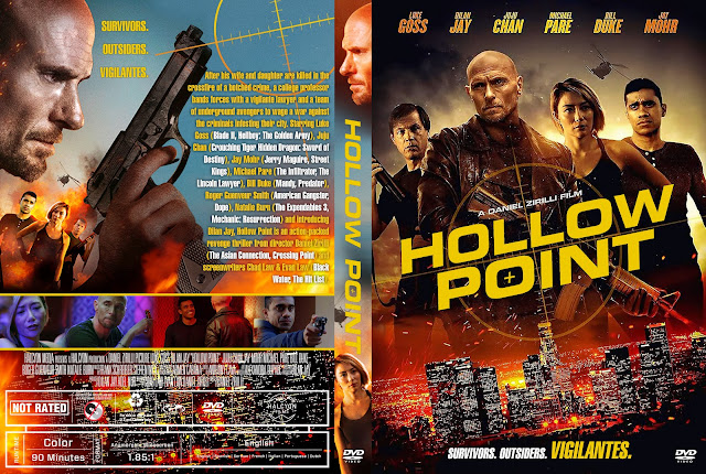Hollow Point DVD Cover