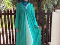 Pakaian yang Cocok Untuk Wanita Kurus Berjilbab
