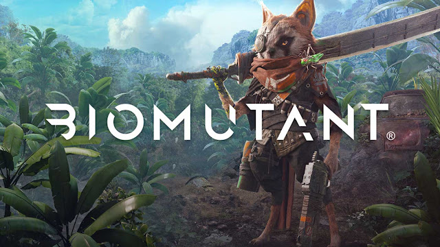 Biomutant Launchin on May 25th for PC, PlayStation 4, Xbox One | TechNeg