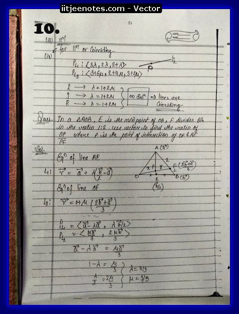 vector physics