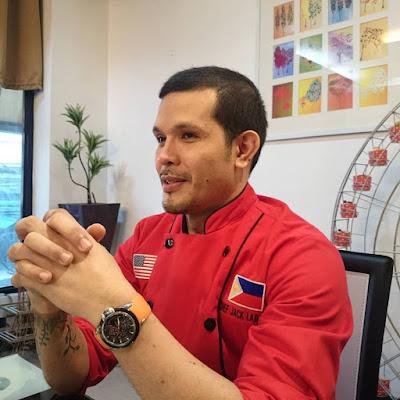 Chef Jack Labang