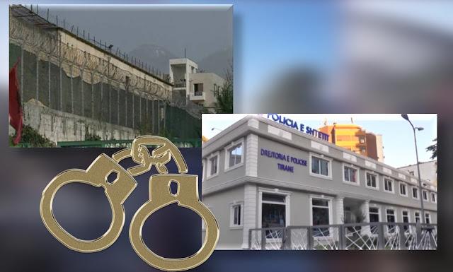 Director of Prison 313 Eduard Struga has been arrested for corruption in Tirana
