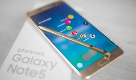 Informasi Penting Tentang Kelebihan dan Kekurangan HP Samsung Galaxy Note 5, Review HP Samsung Galaxy Note 5