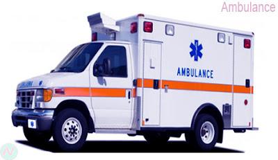 Ambulance, অ্যাম্বুলেন্স