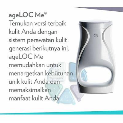 Beauty Gadget Nu Skin ageLOC Me