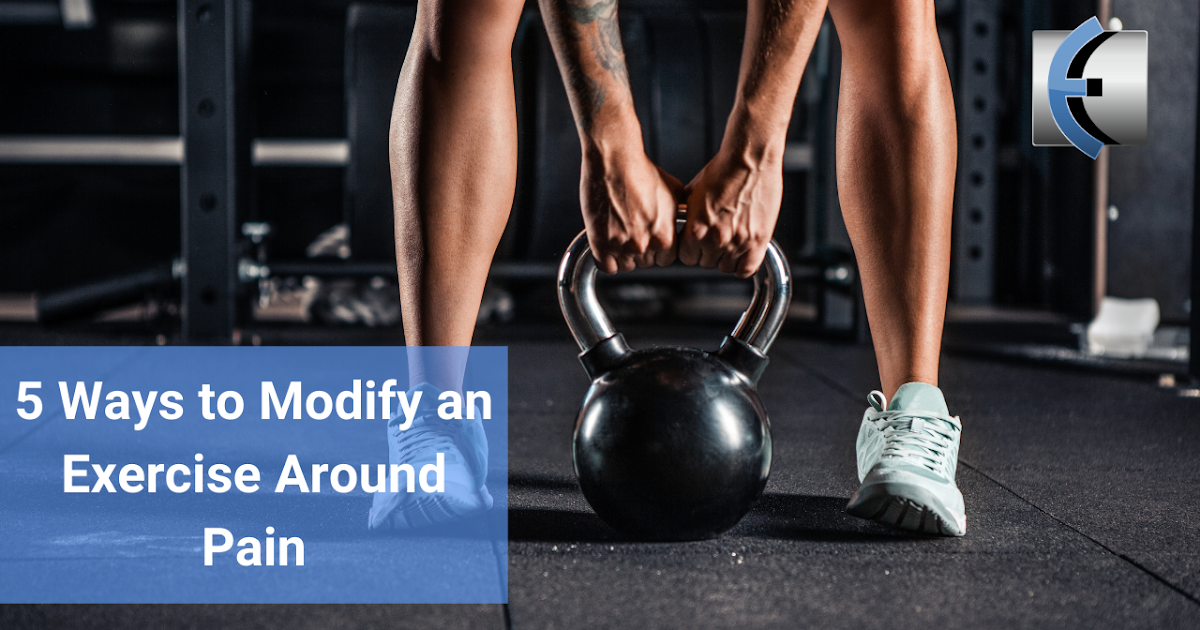 Photo of Top 5 Fridays! 5 Ways To Modify An Exercise Around Pain | Modern Manual Therapy Blog