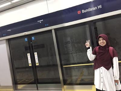 MRT Bundaran HI