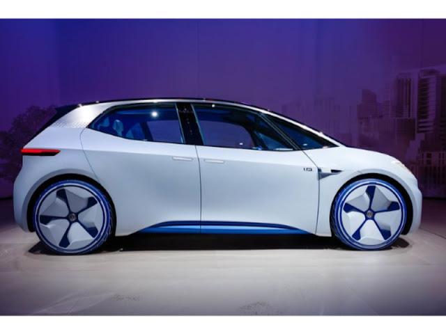 Volkswagen id 3 price india