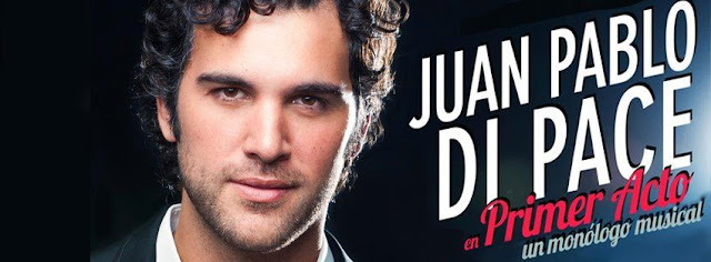 Monólogo musical 'Primer acto' de Juan Pablo Di Pace en el Teatro Arenal