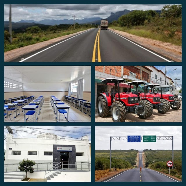 Governo do Estado entrega obra de rodovia e outros investimentos na Chapada Diamantina