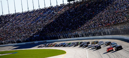 #NASCAR Schedule for Sprint Cup, Xfinity, & Truck Series