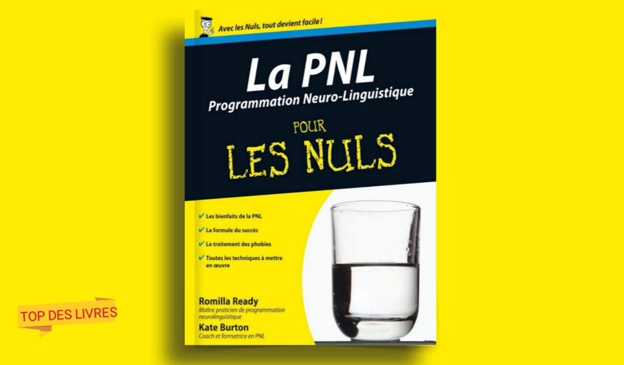 Télécharger : La PNL pour les nuls en pdf