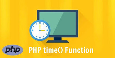 PHP time() Function