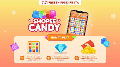 Shopee Candy